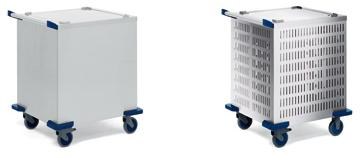 Platform Dispensers, Unheated or with Cooling Slits